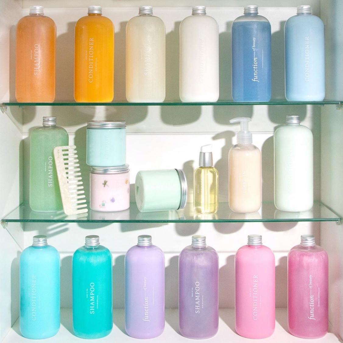 头发护理也将进去定制时代🤫 最近我发现传统的洗护发产品都无法