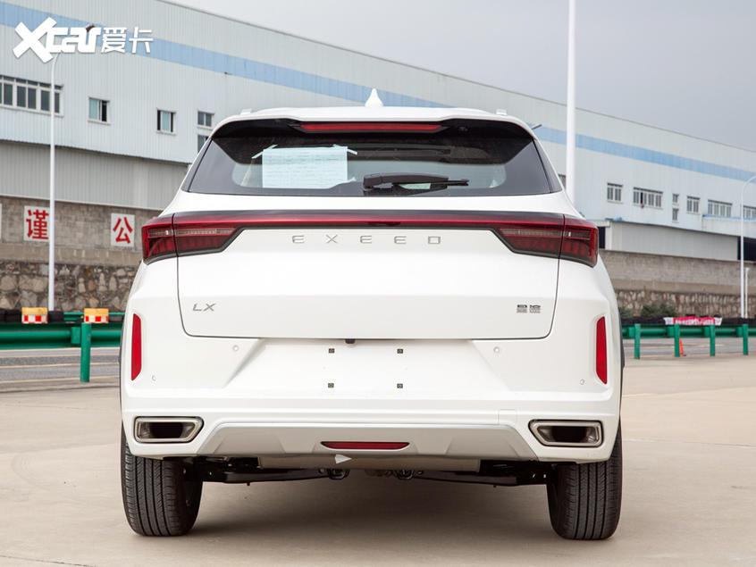 星途LX 1.5T车型配置曝光 标配已很丰富