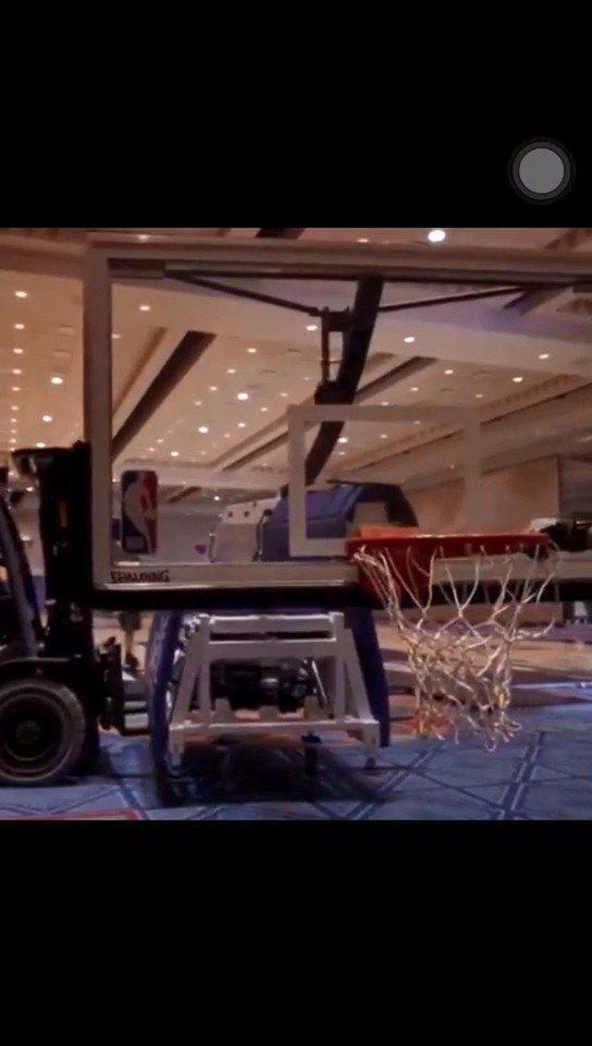 NBA复赛地奥兰多(迪士尼)内景以及筹备过程首度全面曝光!