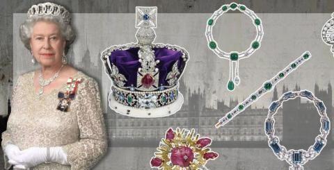 世界上最多珠宝的是她,英国女王也甘拜下风,连卫冕王冠都是她的