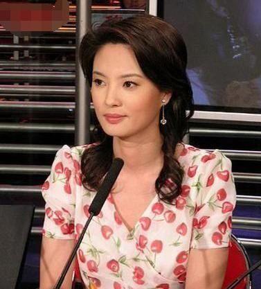 """曾经的""""央视三姐"""",董卿的接班人刘芳菲,为何事业红火时消失?"""