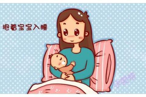 宝宝睡觉时,尽量避免4件事,以免影响睡眠和正常发育