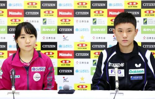 日媒统计日本乒乓对阵国乒战绩:没有一人胜率超50%