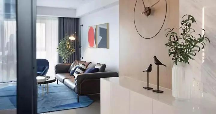 地中海风格的147平米的三居室装修成这样,亲朋好友都艳羡-中国铁建西派国际装修