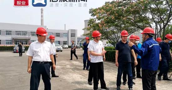省应急厅督导组检查寿光羊口危险化学品汛期安全工作