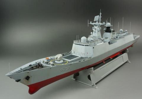054A型护卫舰防空能力如何?可以说什么都会,但也都不精