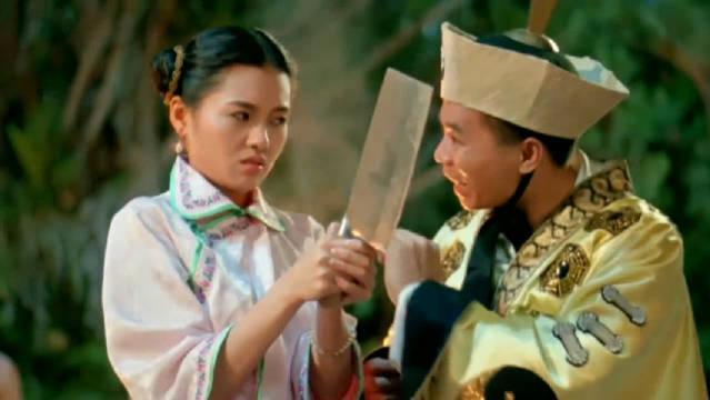 忘不掉僵尸片中的女神李丽珍~ 形象清纯生动,有没有被甜到?
