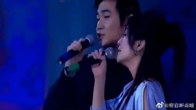 陆毅和赵薇合唱《知心爱人》,这才是被拍戏耽误的歌手!