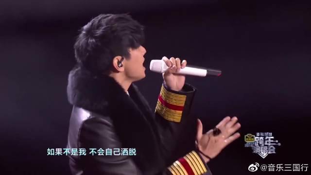 林俊杰《可惜没如果》,源自2016年江苏卫视跨年演唱会!