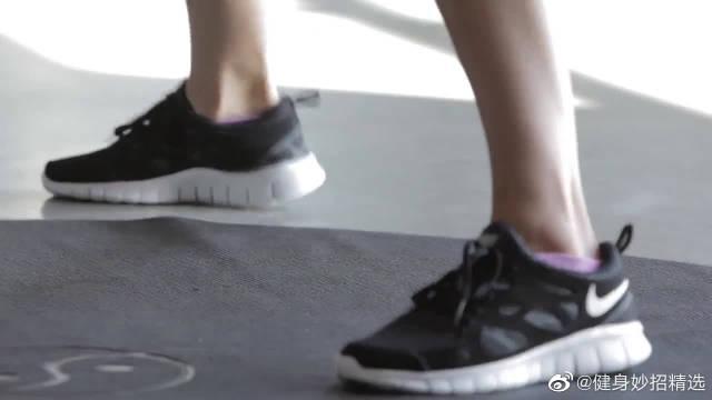 15分钟燃脂减肥普拉提,主要减大腿、肚子和臀部,适合久坐