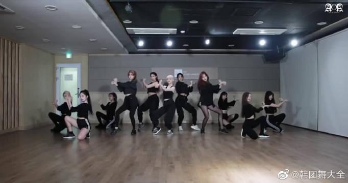 AOA《Come See Me》练习室舞蹈公开,超帅气的天使!