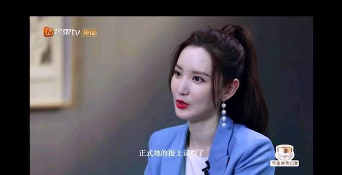 张萌想要做个女团,剧本大纲已经写好了,之前还说找虞书欣……
