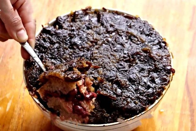 甑糕怎么做最好吃,配方和做法告诉你,香甜软糯,全家爱吃
