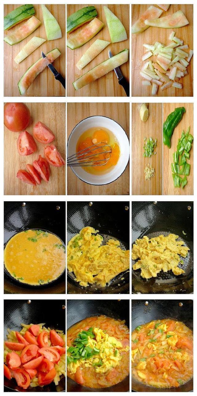 西瓜皮别扔了,这3款做法,一个比一个好吃,夏季清火减肥佳品