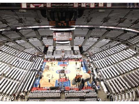 奥本山宫殿今日被拆除,NBA史上最严重斗殴就在这座球馆上演