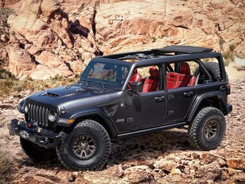 越野发烧友看过来 Jeep牧马人终极越野神器发布