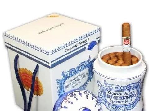 蒙特三号85周年纪念版雪茄出炉 限定西班牙发行2千盒