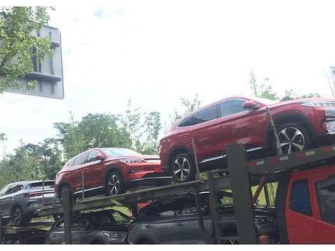 比亚迪再出手,全新SUV燃油、混动可选,轴距2765mm,配刀片电池