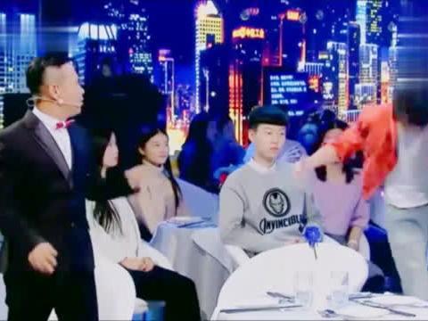 徐峥宋小宝现场学习甩头大法