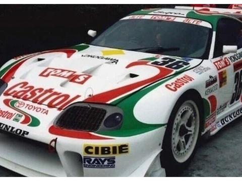 废弃在日本仓库中的丰田Supra冠军赛车被发现