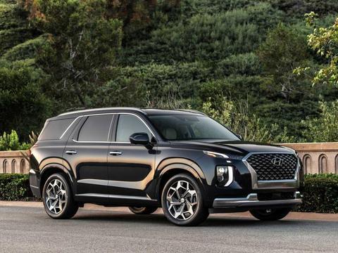 提供豪华体验 现代中大型SUV PALISADE特别版北美开售