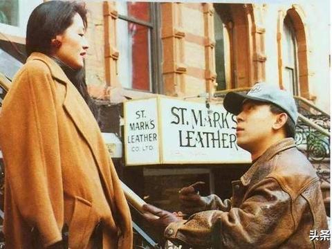 1994年郑晓龙、冯小刚导演,姜文主演:《北京人在纽约》故事大纲