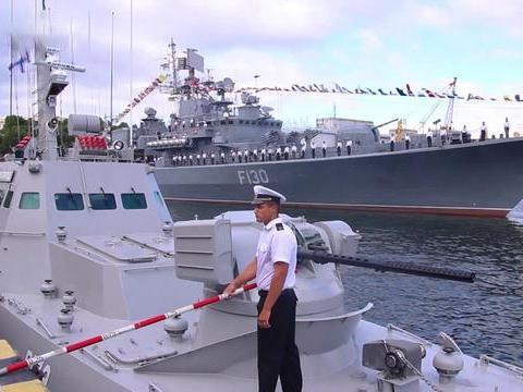 啥时候动手?乌克兰海军司令下战书,俄罗斯警告不再忍耐直接消灭