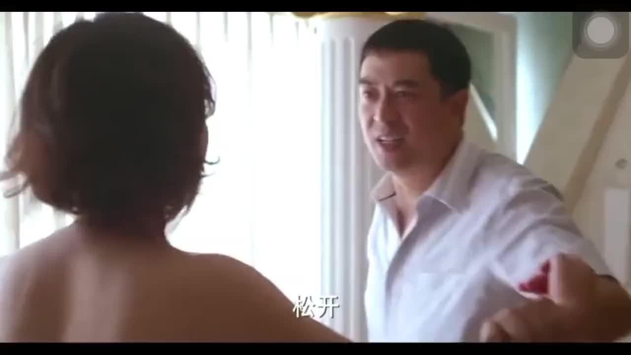 张嘉译和闫妮一起演戏,这种场景,是我肯定会睁开眼睛的