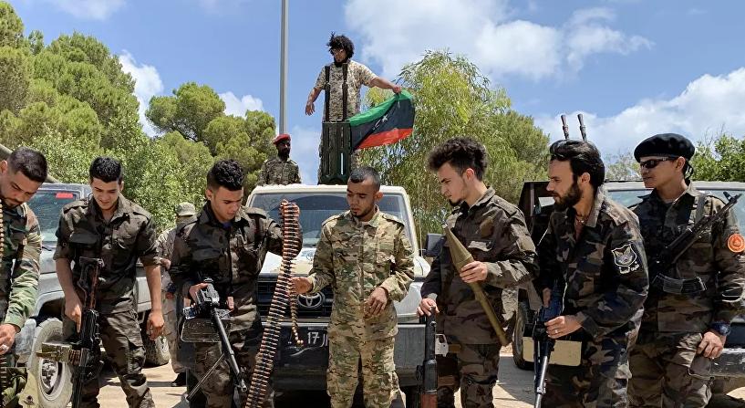 安卡拉指责对欧盟对利比亚政策,采取双重标准