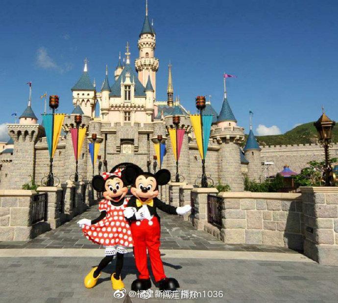 香港迪士尼7月15日起再度关闭 重开不足满月