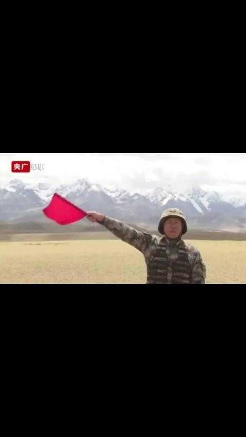 西藏军区举行波点实兵实弹演练(央广军事)