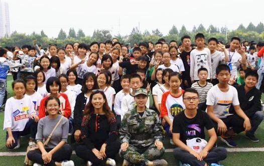 安阳市滑县:56名学生56首诗