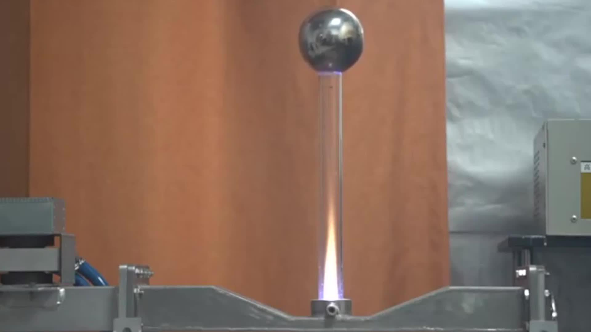 武汉大学搞的等离子体推进器居然已经能达到