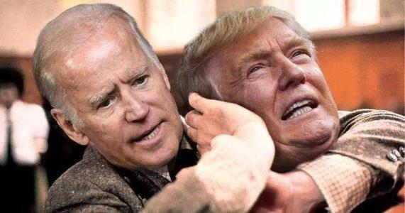 特朗普失算了?拜登突然出招喊话民众,白宫连遭多方声讨