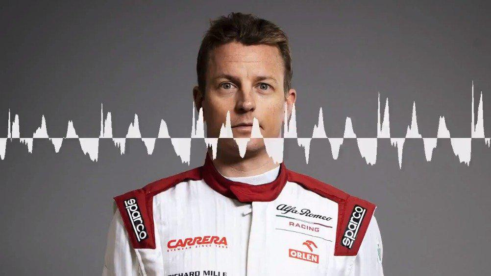 Kimi-莱科宁TR: Kimi:Is it last lap?!……Hello?