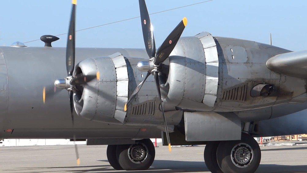 二战最强战略轰炸机,B-29超级空中堡垒,时隔80年依旧霸气!