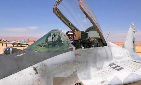 叙利亚空军是摆设,总是挨炸:以色列军机都没打下来,被俄军控制