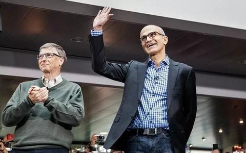 为什么微软翻身,甲骨文和英特尔掉队?CEO的个人力量就是这么大