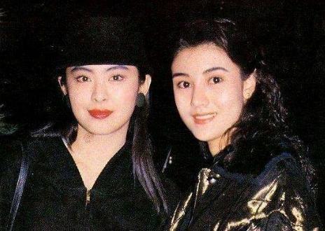 颜值赛过关之琳,与刘銮雄恋爱13年,最终嫁给了大她8岁的许晋亨