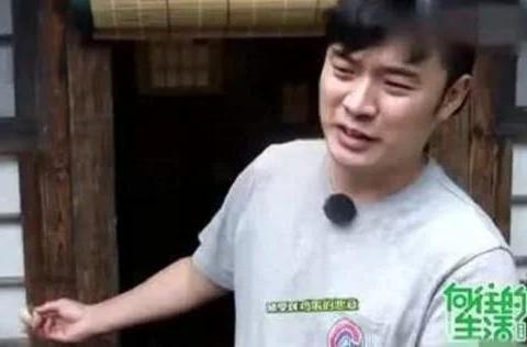 第一次见到了农村厕所陈赫脱口而出3个字,网友:教养可装不出来