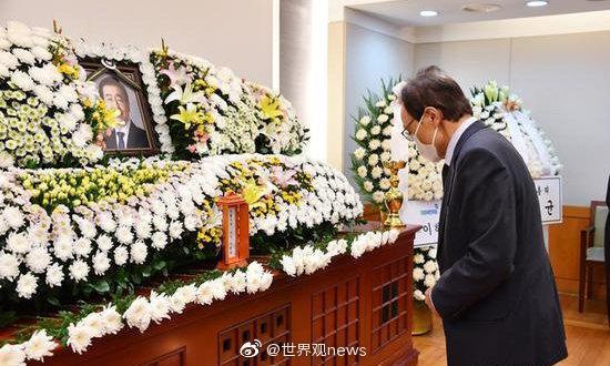 据韩媒,13日韩国执政党共同民主党党首李海瓒表示……