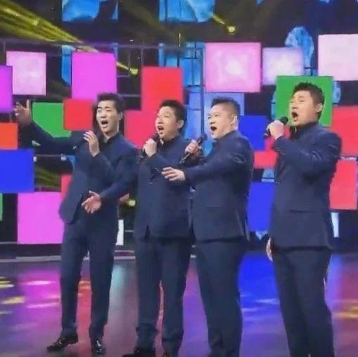 男声四重唱演绎经典《新疆民歌串烧》,声情并茂,魅力无限!
