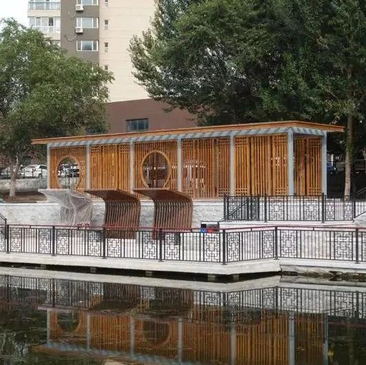 沈阳市中心又添了一座新公园!