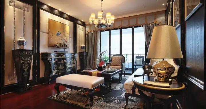 朋友买的225平米四居室,一共才花25万,这混搭风格太美了!-保利海棠湾装修