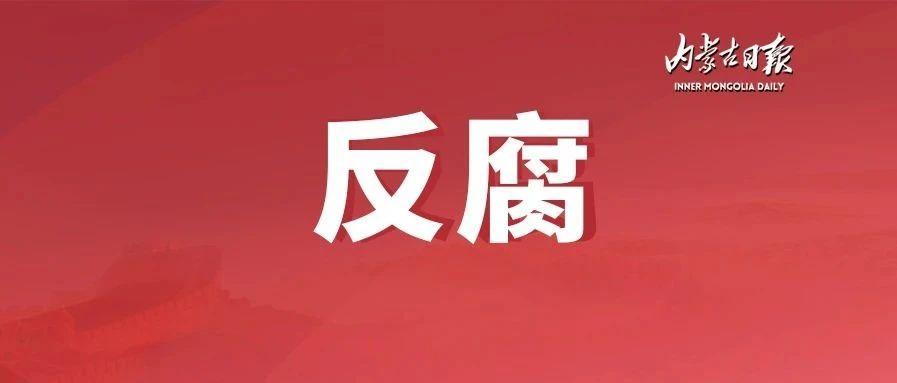 赵玺成被公诉,王勇、刘国强被查