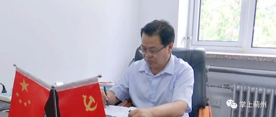 他——连续三年入围《中国双拥》年度人物