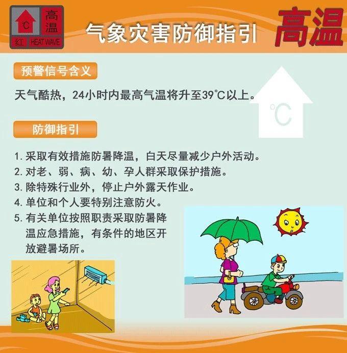 本周四入伏,梅州发布高温红色预警!专家告诉你一家大小防暑降温妙招