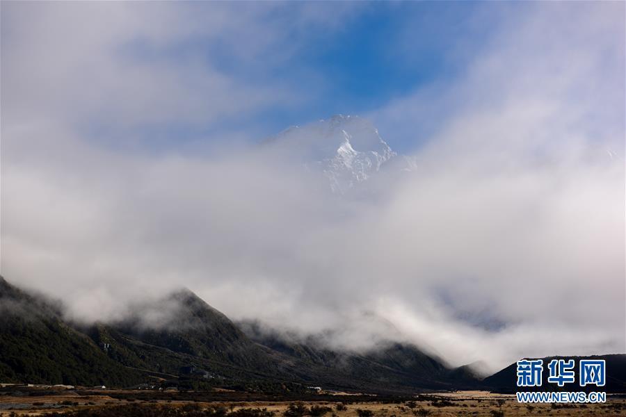 探访新西兰库克山国家公园