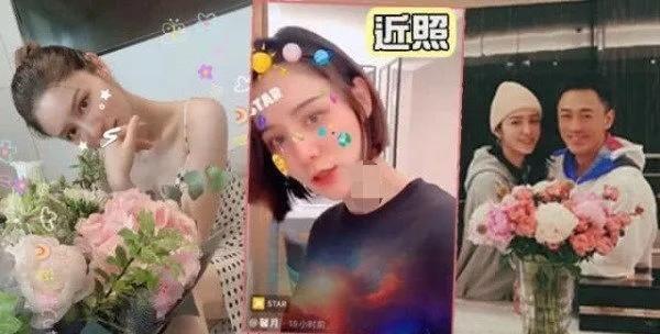 张馨月在家中做烤鸡腿,一个细节被网友发现,疑似她并没有怀孕