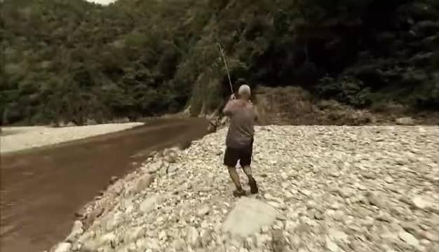 能把杰米拽下水的大鱼